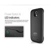 External battery case for Samsung Galaxy S4 SIV I9500 Battery Case Power Bank 3200 mah