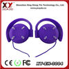 Retractable ear hook earphone with mic and Remote for Apple iPad3/2/1 iPhone 5 / 4S