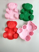 Amazon Kitchenware Supplier silicone mould in cake decorating
