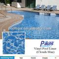 pvc vinil forro piscina
