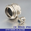industrial cable manufacturers explosion proof cable gland size chart PG7 IP68 PG Thread Type