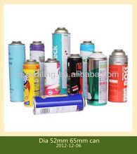 4 color printed empty spray cans
