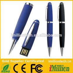 Triple function use pen usb flash drive