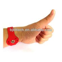 Silicone ESD bracelets Anti-statics bracelets
