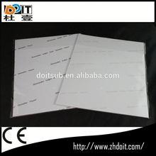 metallic transfer paper foldble t-shirt paper packaging box