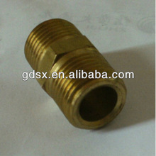 google China Dongguan factory manufacturer copper pipe fitting bushing,pipe reducer,all threaded pipe