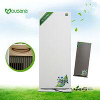 Ozone electrostatic precipitator breathe revitalizer air purifier