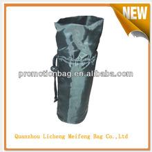 Insulated water bottle holder bag