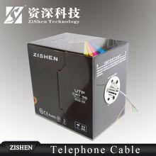 bare copper 24awg ftp cat5e network cable cat5e utp pvc