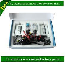best H1,H3,H4 ,H7,H8,H9,H11,H13,9005,9006,9007,880,881 car hid xenon conversion kits