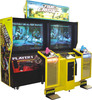 Time Crisis III video game machine