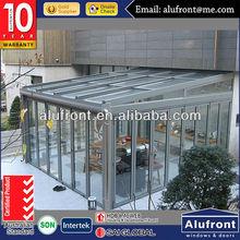 China Manufacturer Aluminium Garden Glass Sun Room for Solarium