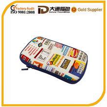 2014 stylish unique pencil case pencil carry bag