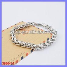New design fashionable stainless steel bracelet bracelet jewel