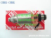 Brand New Genuine Fuel Injector 23209-74080 for TOYOTA CELICA/LAND CRUISER/CORONA