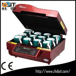 large format 3d sublimation machine 3d film sublimation machine print cellphone case