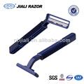 горячая продажа бритья бритвой пластиковые одноразовая бритва twin лезвие бритвы бритья лезвия
