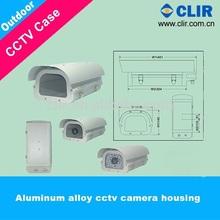 Outdoor Plastic CCTV Camera Housing