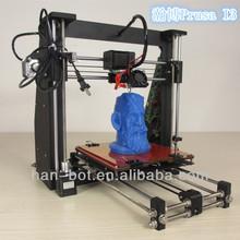 prusa mendel i3 ,Top sell !!! World's Coolest Desktop FDM 3D Printer Build size 20*20*20 cm
