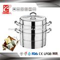 De acero inoxidable de alta calidad no arroz cocina eléctrica y vapor a la venta- cyst526c- 1