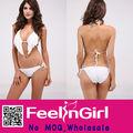 grossista branco aberto transparente moda biquínis para mulheres maduras