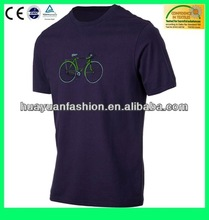 100% polyester OEM promotional men t shirt(6 Years Alibaba Experience)