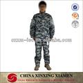 azul marino digtial uniformes de camuflaje militar para