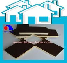 WBP Glue Brown/Black Film Faced Plywood(Marine Plywood) Construction Plywood