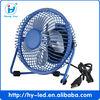 4 inch micro usb fan , USB ventil 5V Ventilator fan ,mini usb ventilator CE ROHS HY-04