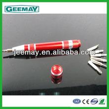 Design personality Aluminum Precision measuring tool pen