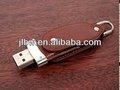 Fabricantes de suministro 1gb- 64gb oem unidades flash usb con la bolsa de la pu/más barato mejor regalo de promoción china/de metal forma de llave usb flash
