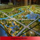 Park/garden planning building model/miniature scaled model