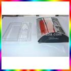 Hot selling pvc packaging box/pvc box wine/pvc hanger boxes