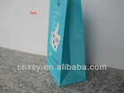 air sickness cleaning bags with nice color printing