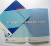 office stationery plastic file folder with pocket