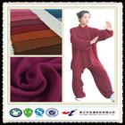 Tai chi uniforms 100% cotton fabric china wholesale