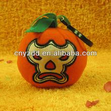 Halloween Pumpkin / LED LIGHT Halloween Pumpkin Toys / Plush Stuffed Halloween Pumpkin Toy