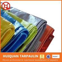 High quality 80g light duty new material colour pe tarpaulin sheet