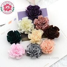 3Y Multi-color mini ribbon rose wedding decorations flowers