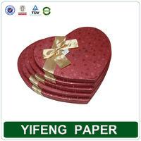wholesale heart-shaped nested decorative gift boxes wholesale