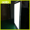 AOTO CE UL Slim led crystal light box frame