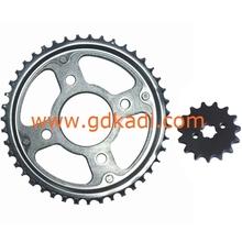 China TITAN150 motorcycle parts -sprocket kits