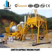 QLB20 Mobile Asphalt Mixing Machine