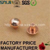 Cadmium-Silver Oxide Electrical Sliding Contact Bimetal Revits for Wall Socket