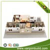 new material for concrete eps sandwich wall panels prefab house