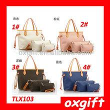 OXGIFT 2014 new design fashion bags ladies handbags TLX103
