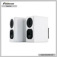 Fountek DM210 new style trolly speaker system /plastic loudspeaker with usb with Amplifier,wireless Microphone