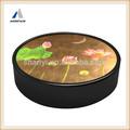 Pastel de luna de montaña de regalo& caja caja de regalo de maqueta& pop up cajas de regalo