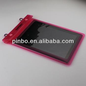 pvc waterproof shockproof case for ipad air
