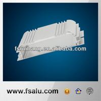 factory custom aluminium extruded metal electrical boxes